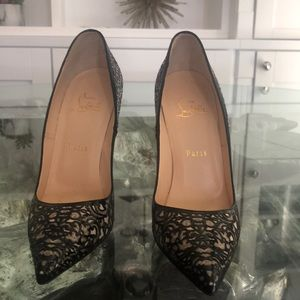 Louboutin Shoes Never Used
